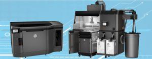HP drukarka 3D